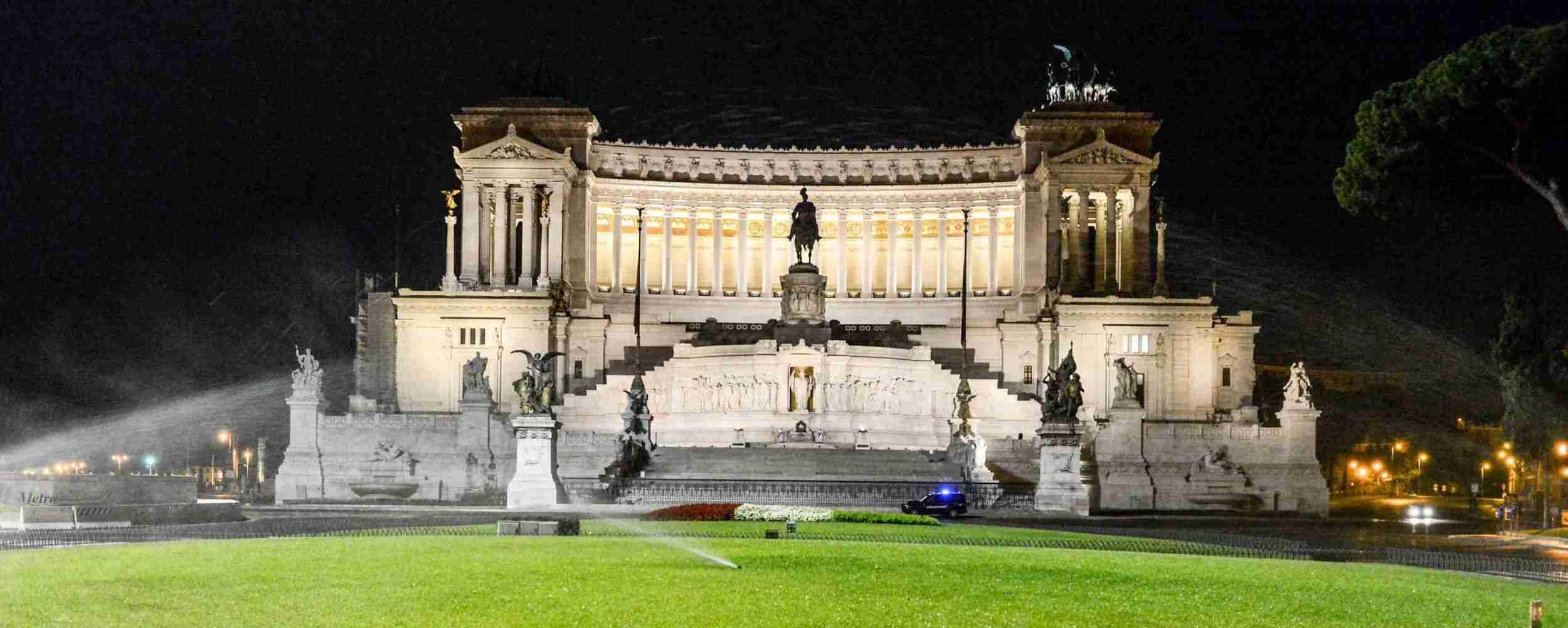 Visita guidata Roma di Notte con Cena