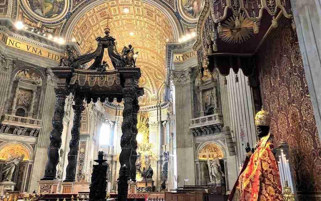 Visita guidata Basilica San Pietro