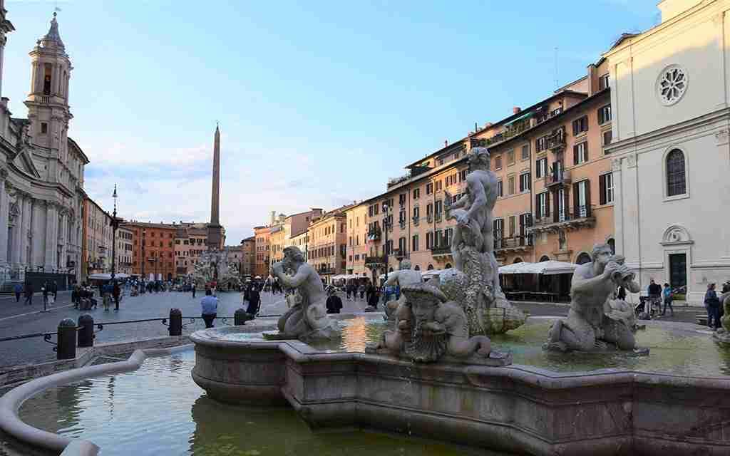 Visita a Piazza Navona