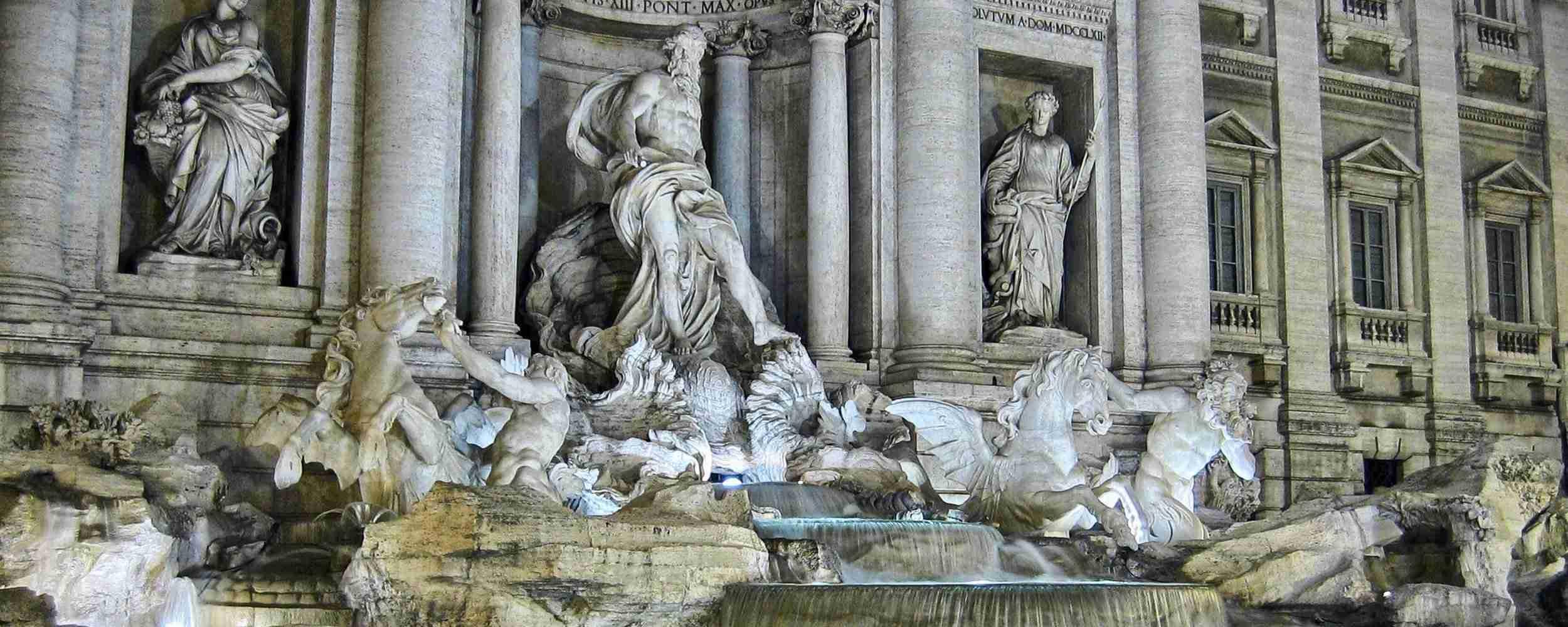 Visita Guidata al Colosseo e Principali Fontane e Piazze