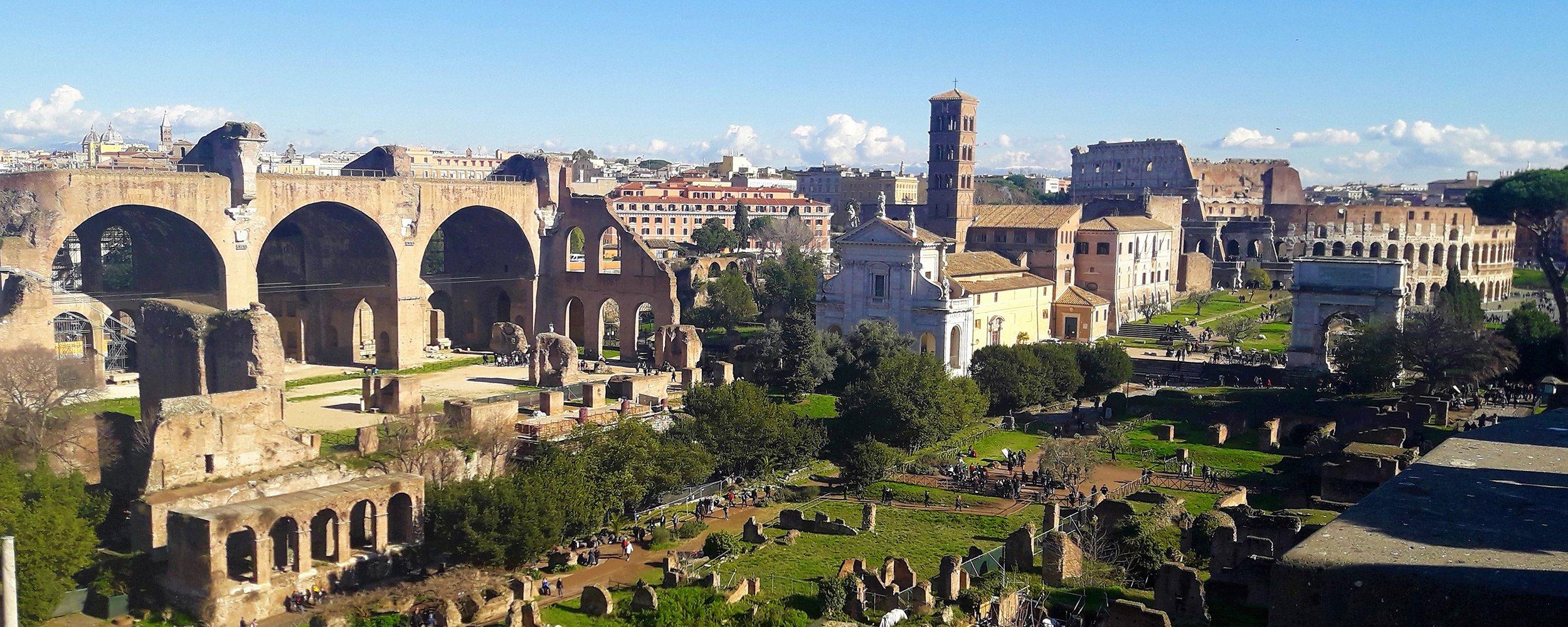 Visita Guidata al Colosseo Foro Romano e Palatino