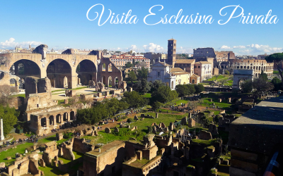 Visita guidata Colosseo, Foro e Palatino