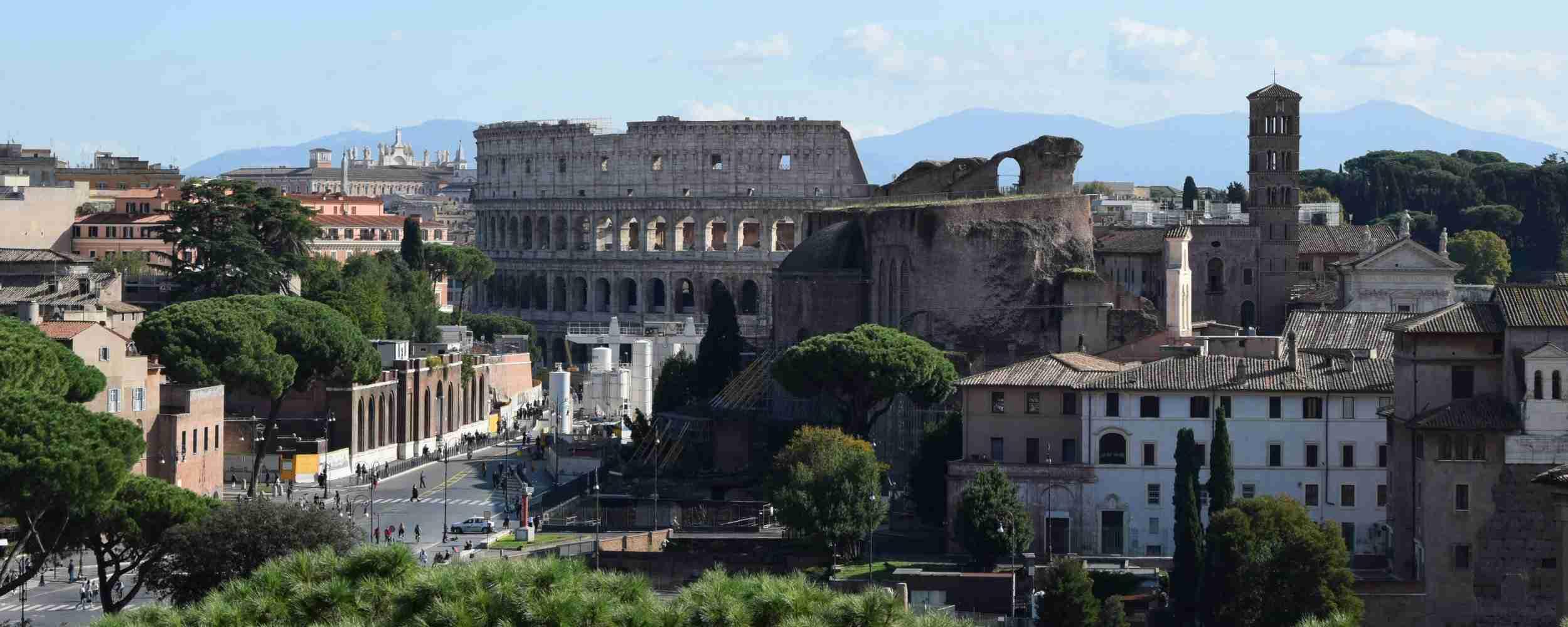 Visita guidata al Vaticano e Colosseo
