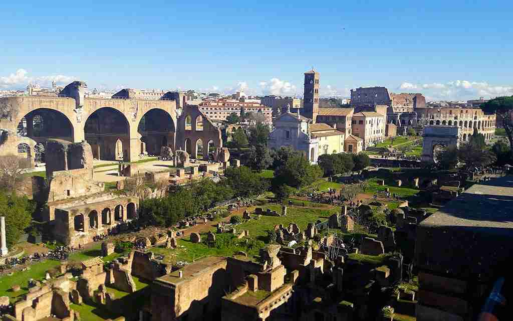 Visita guidata Foro Romano