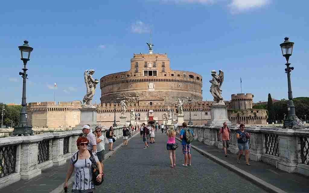 Visita guidata Ponte Sant'Angelo