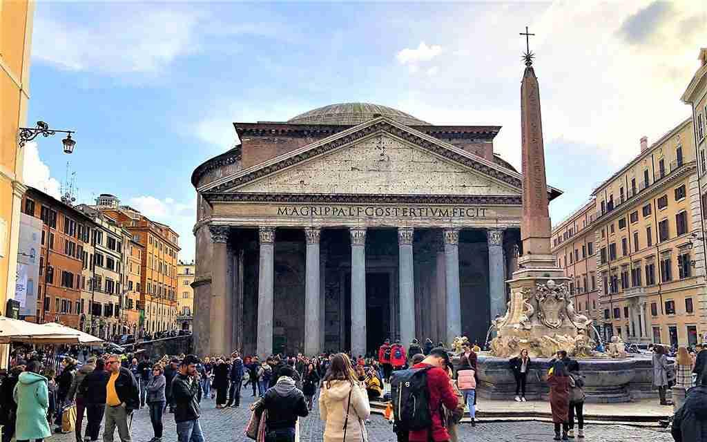 Visita Pantheon