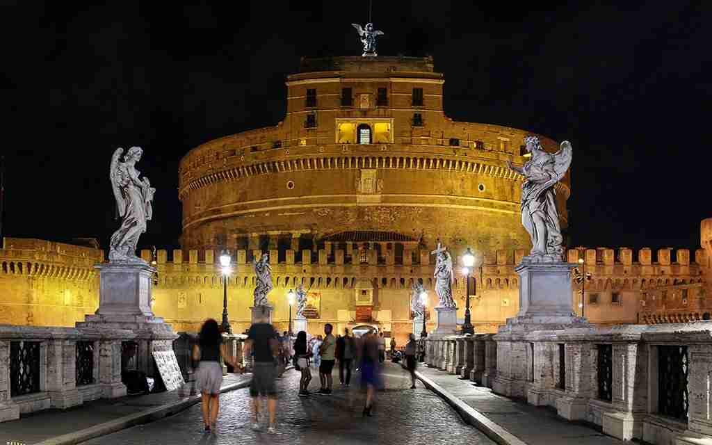 Visita Ponte Sant'Angelo
