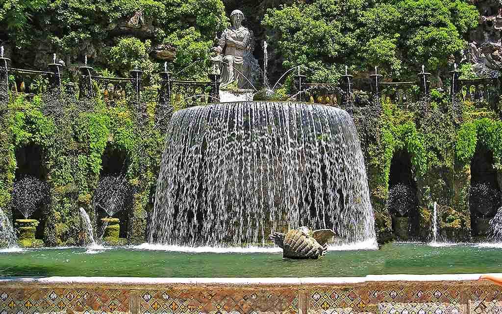 Visita a Villa d'Este