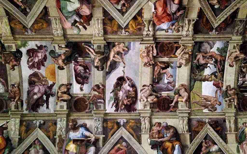 Visita Cappella Sistina
