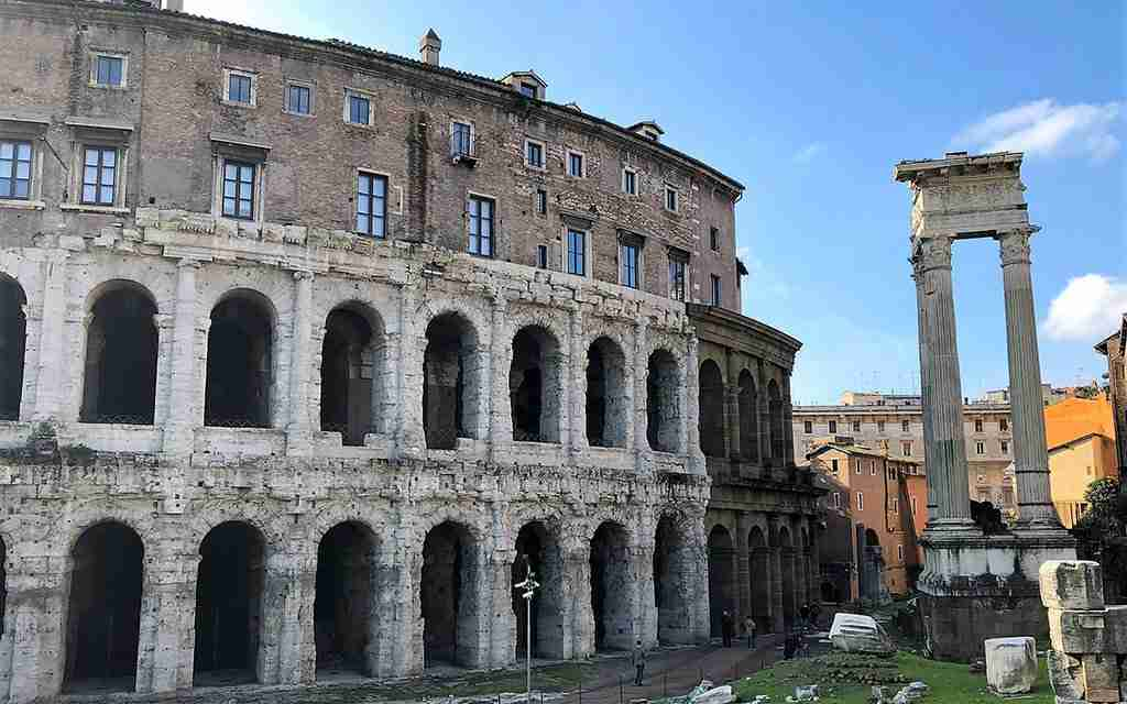Visita guidata a Teatro Marcello