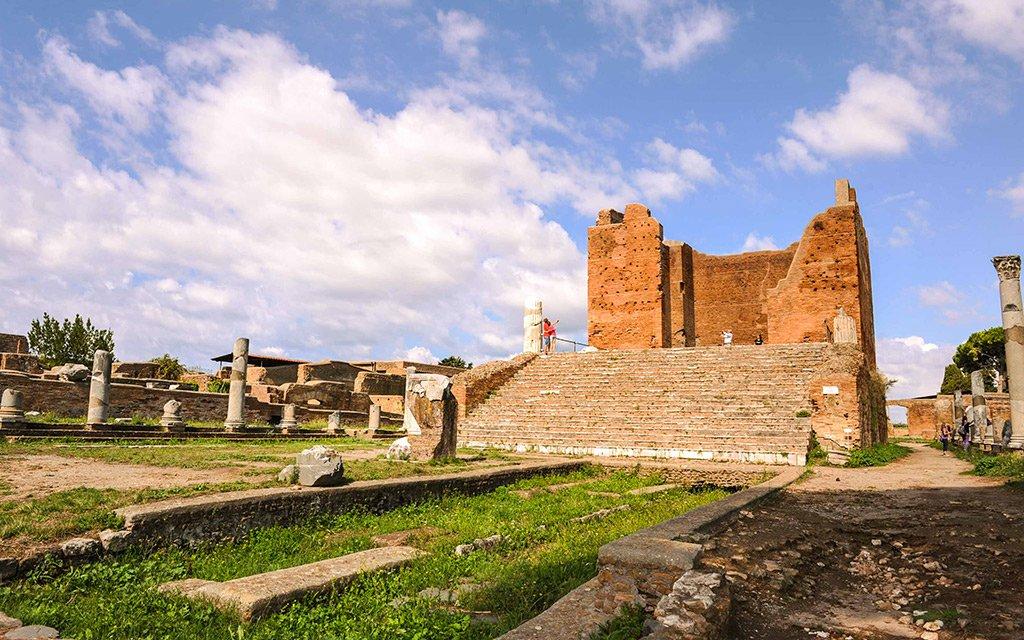 Visita guidata ad Ostia Antica