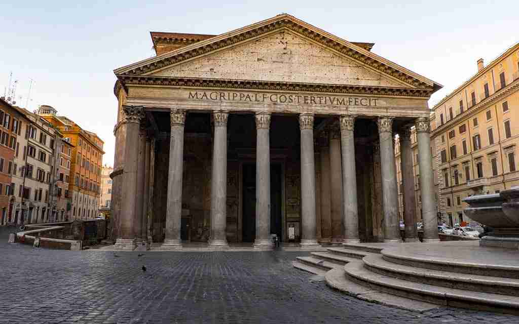 Visita guidata al Pantheon