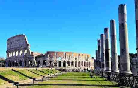 Visita guidata dal Colosseo al Giardino Aranci