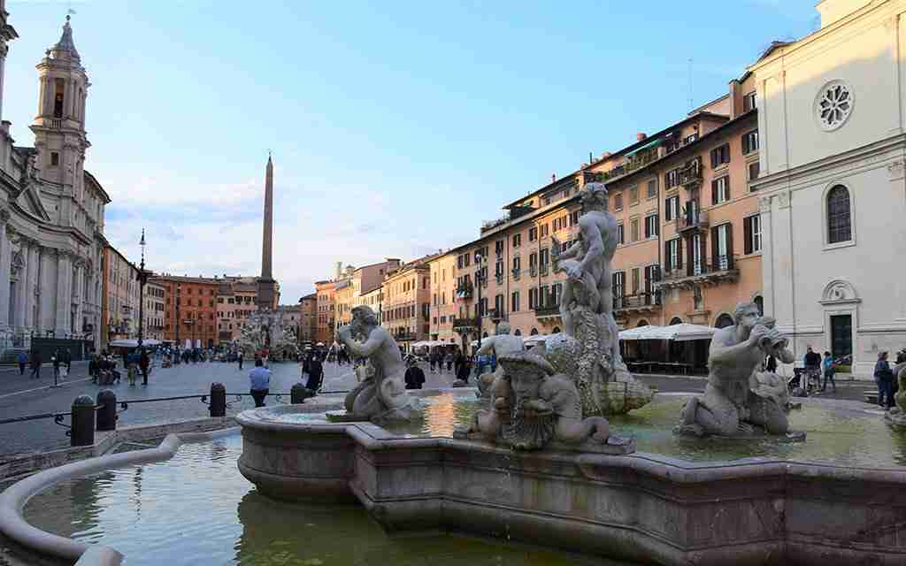 Visita guidata Piazza Navona