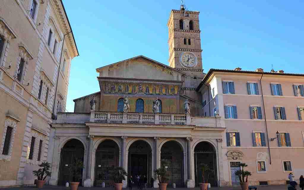 Visita guidata Santa Maria in Trastevere