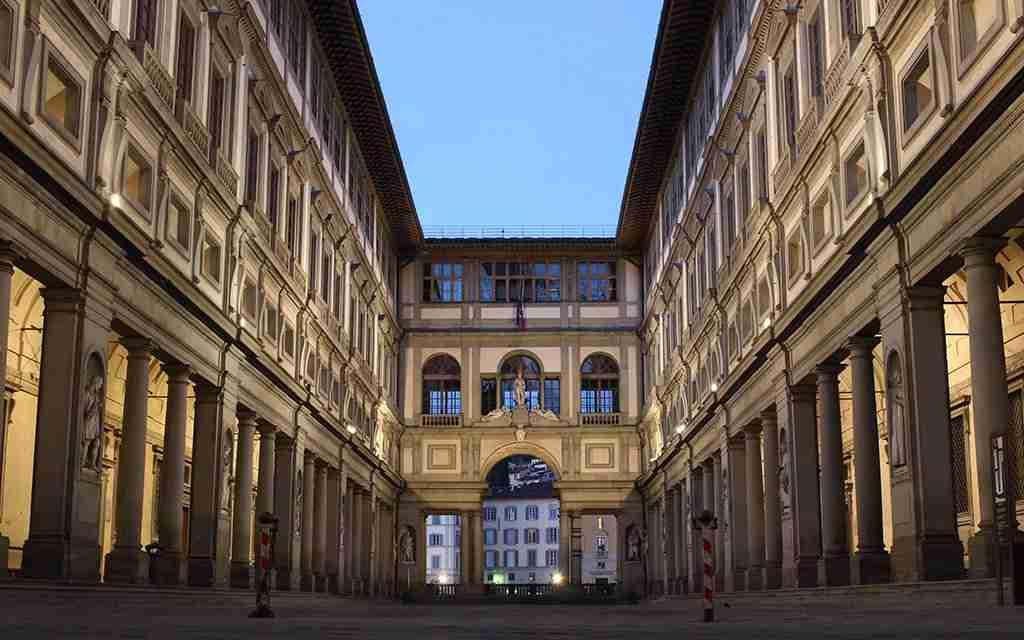 Galleria degli Uffizi Firenze