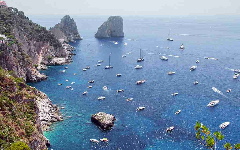 Visita guidata costa Capri