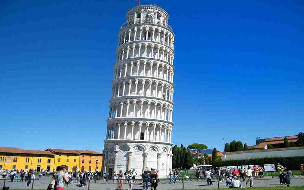 Visita guidata Torre Pendente