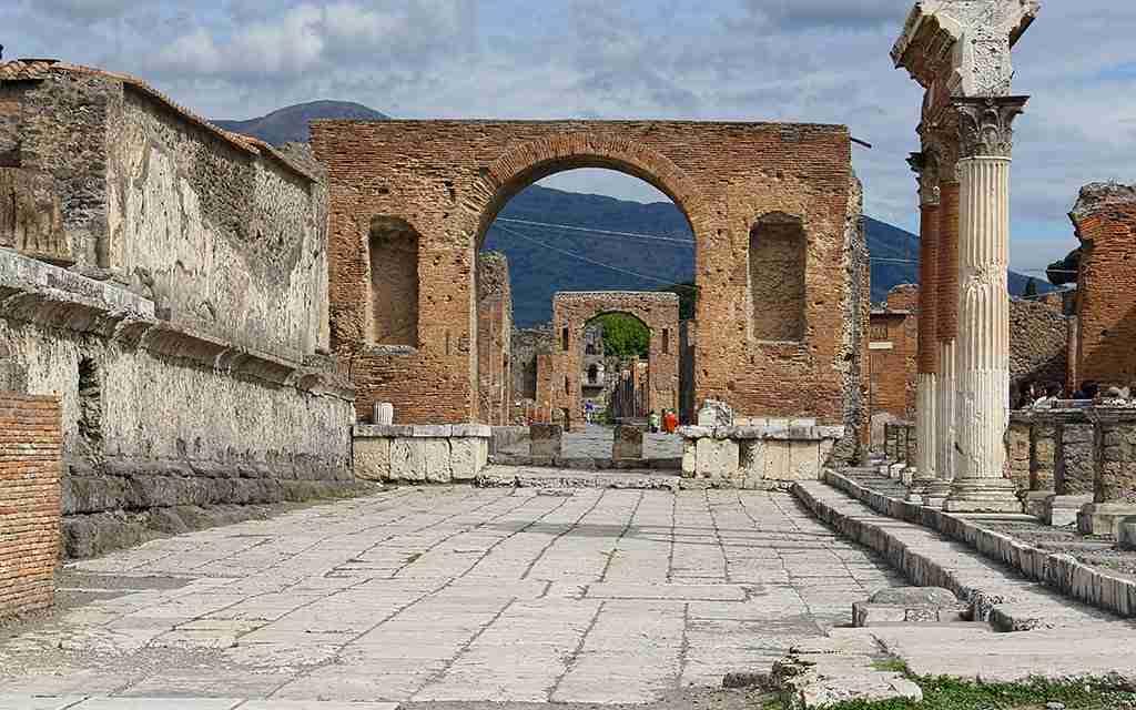 Visita guidata a Pompei