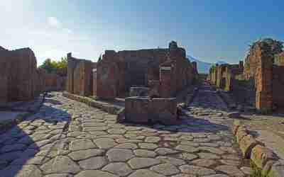 Visita Guidata a Pompei e Sorrento da Roma