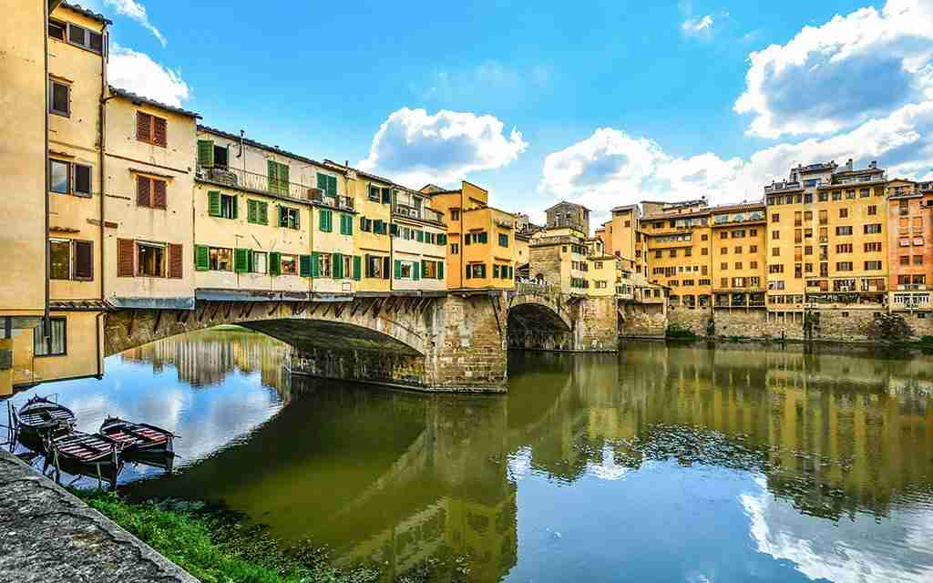 Visita Ponte Vecchio Firenze