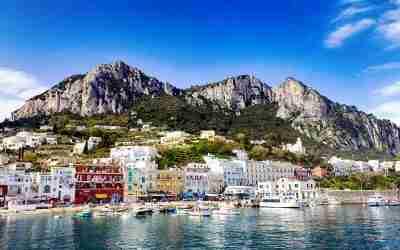 Visita guidata Capri Isola dell'Amore da Roma