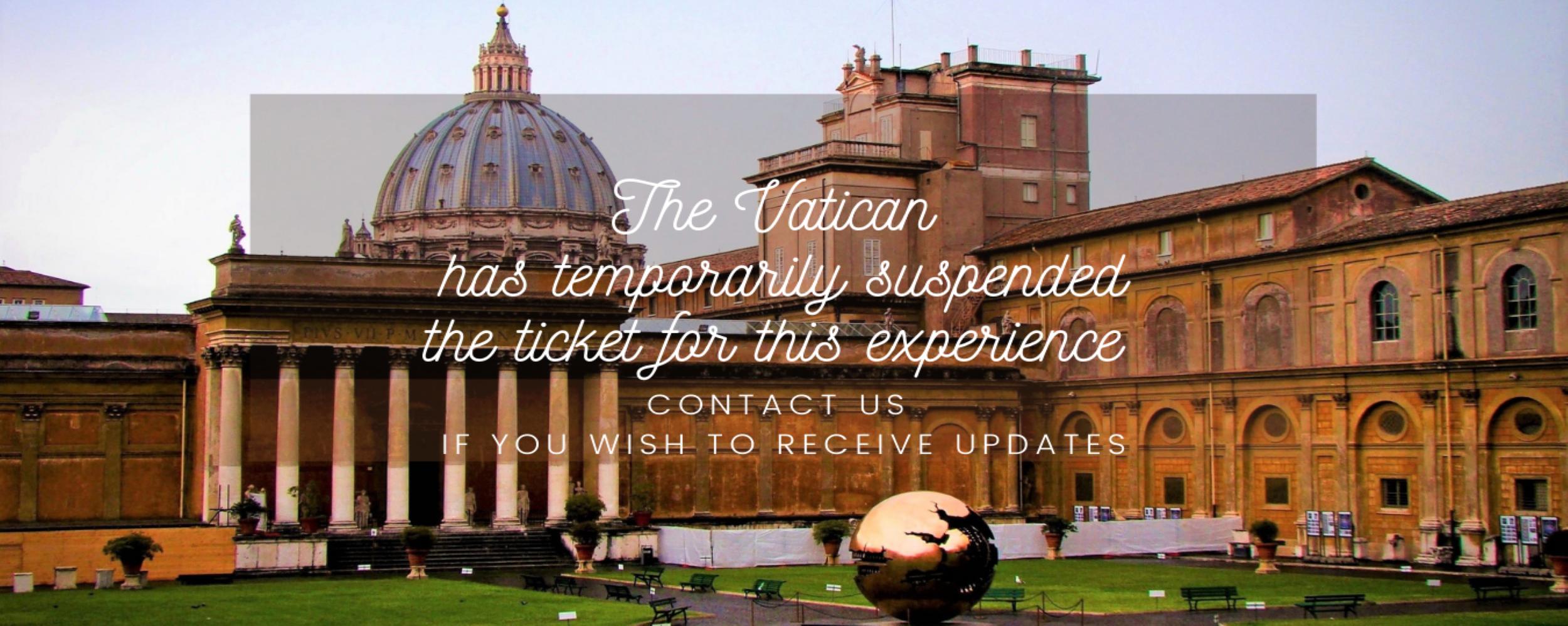 Visita guidata Vaticano preapertura