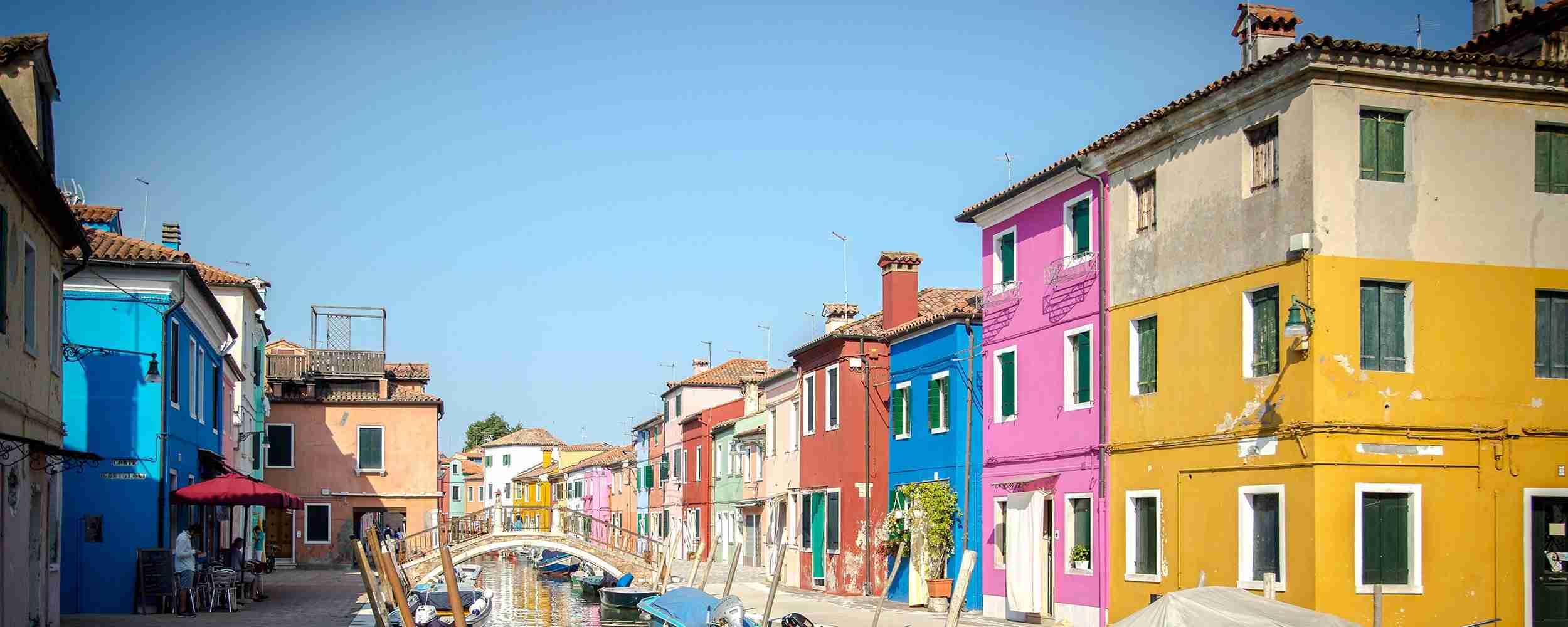 Venezia da Roma Tour delle isole