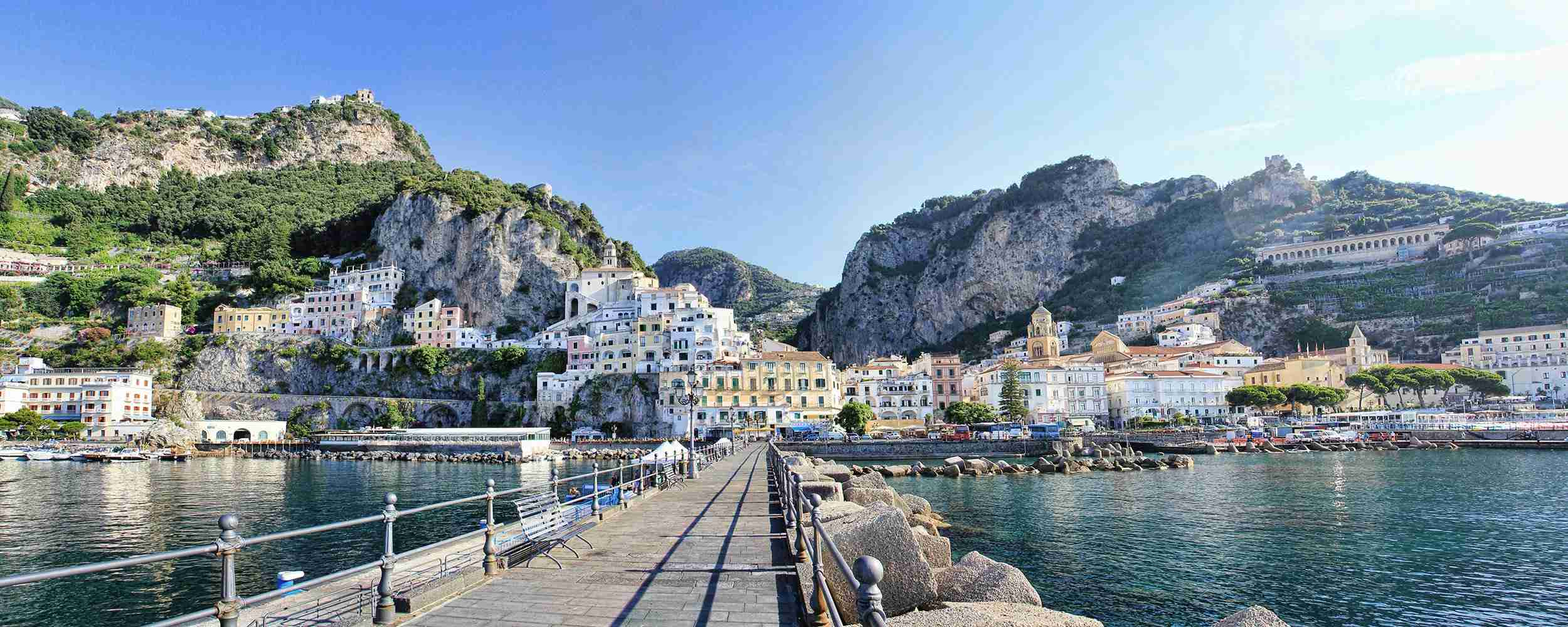 Visita guidata alla costiera Amalfitana