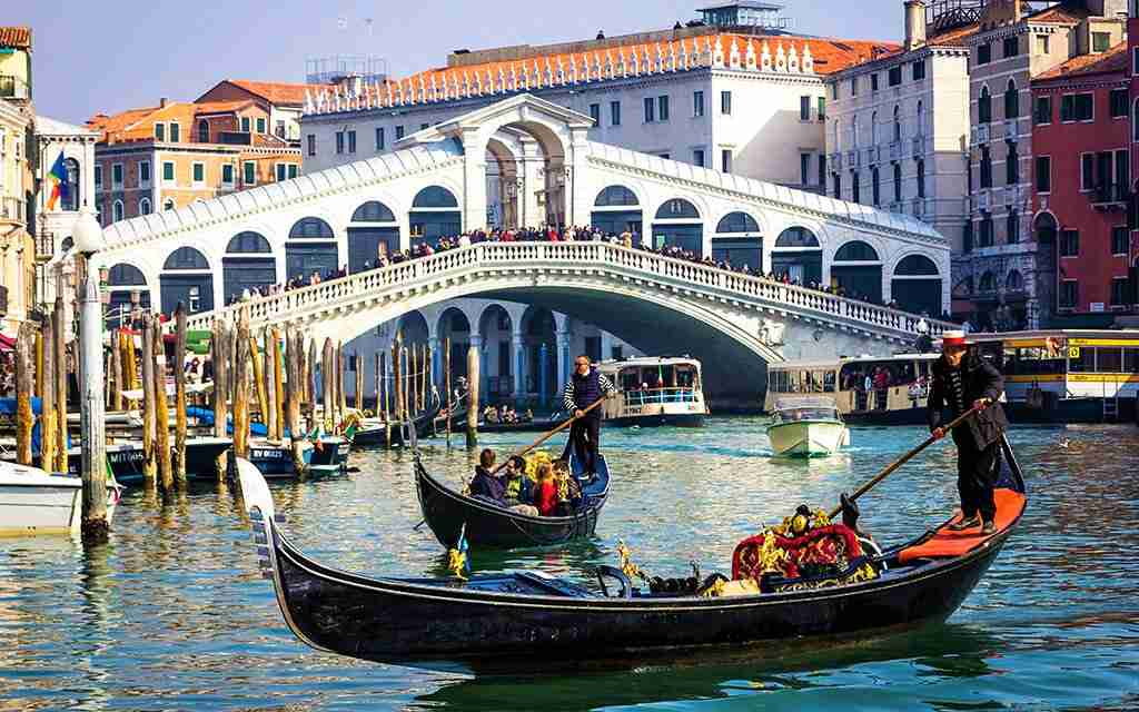 Visita guidata a Venezia da Roma
