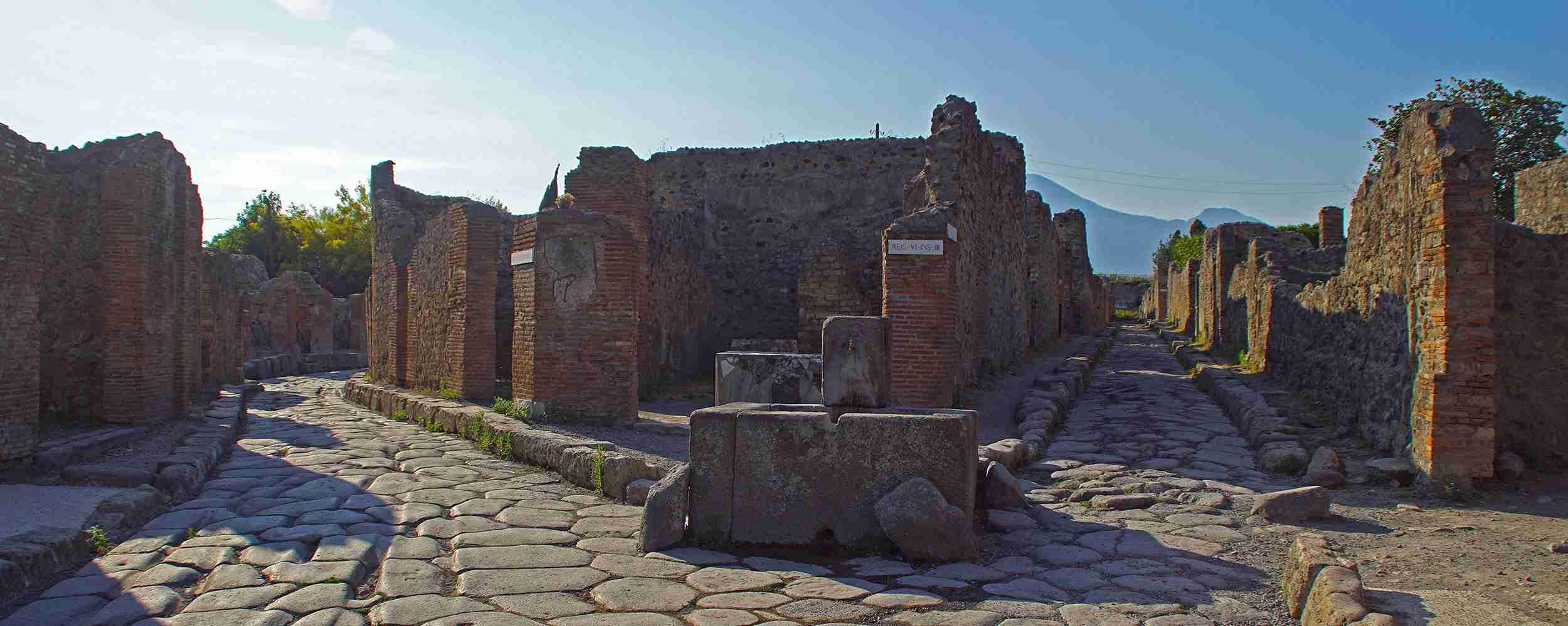 Visita guidata Pompei e Sorrento