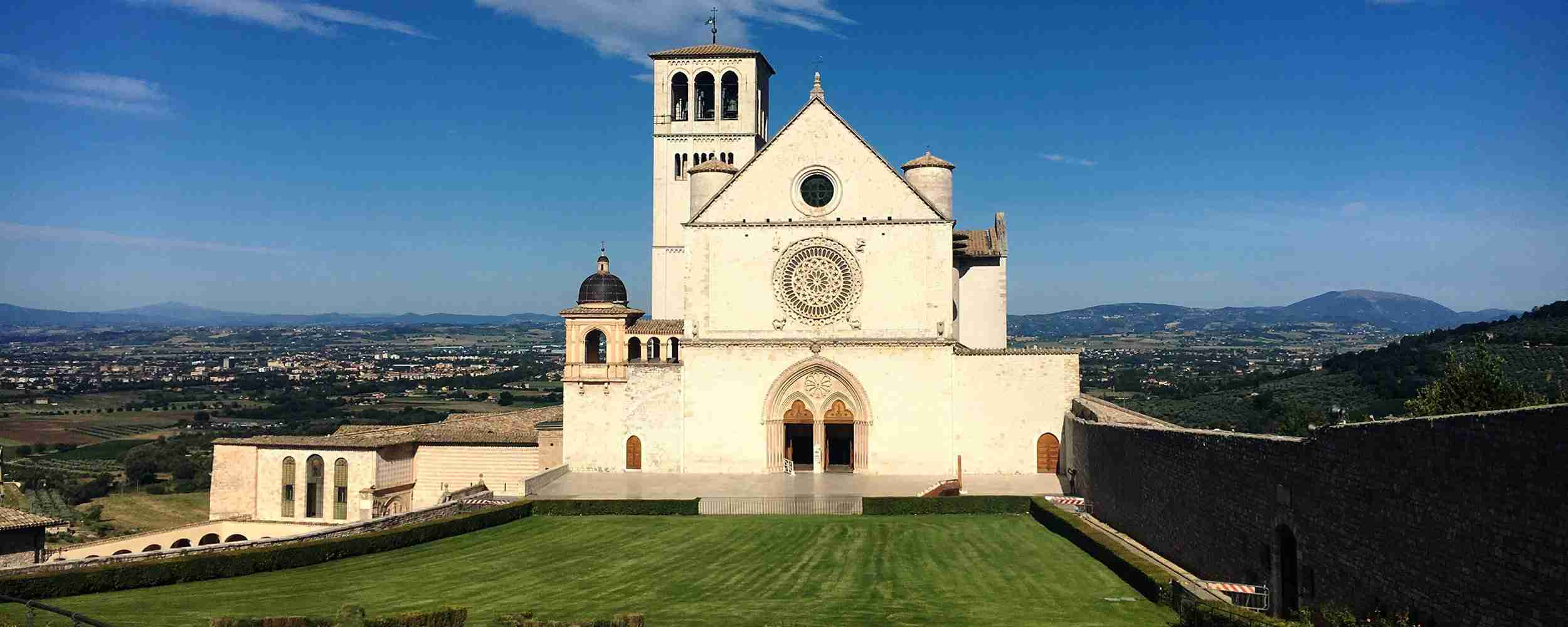 Guided visit Assisi