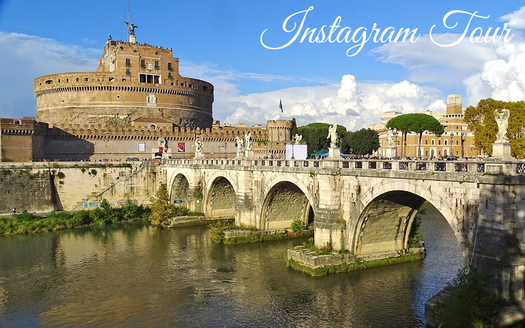Rome Instagram Spots Walking Tour