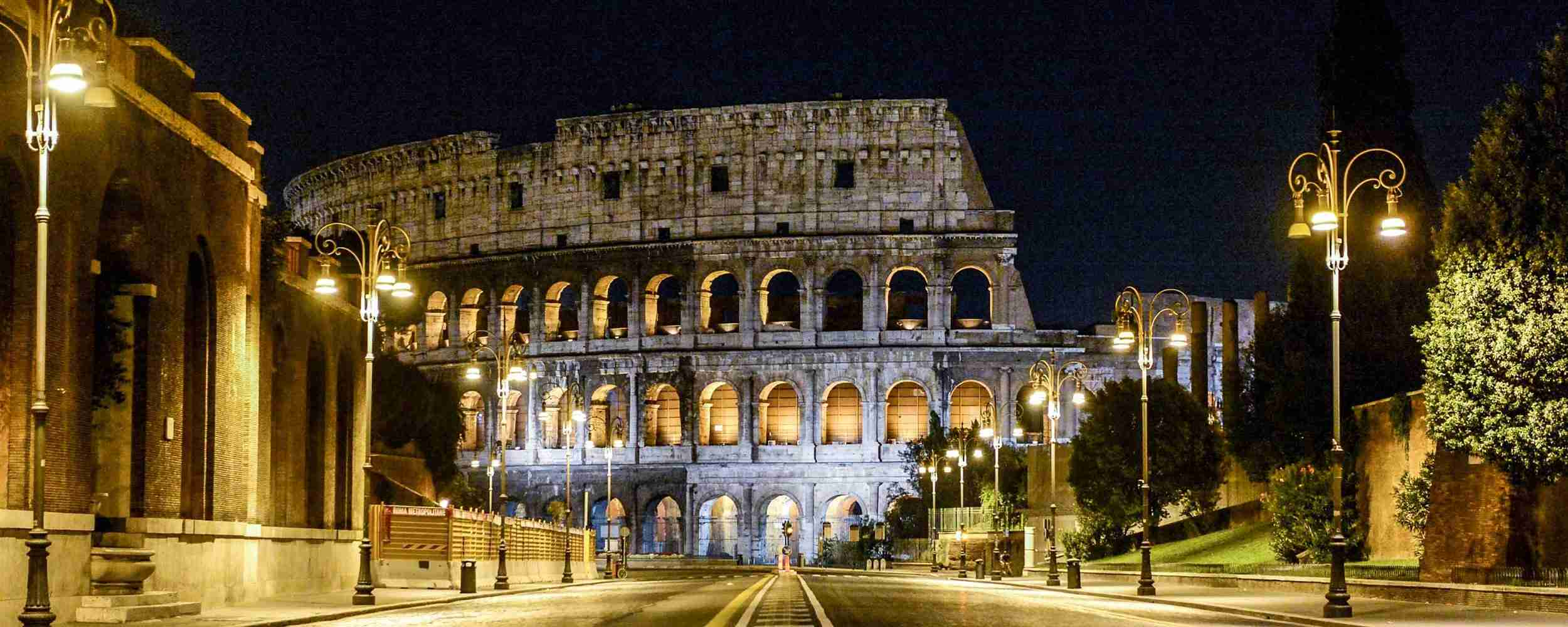 Colosseum Visit