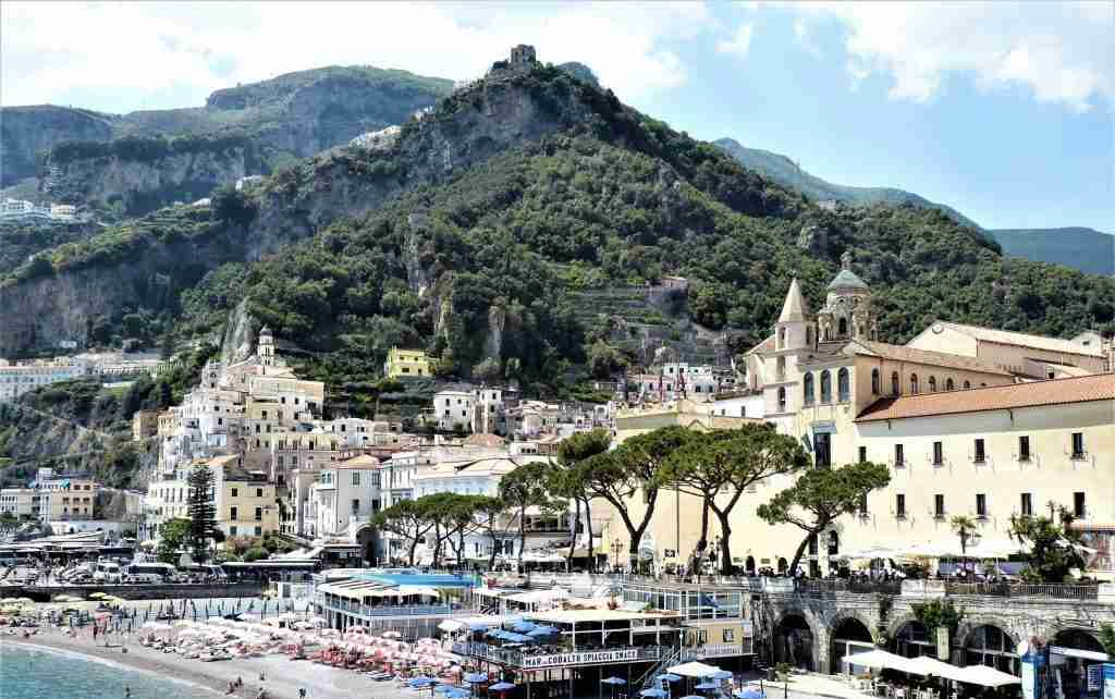 Amalfi coast guided visits from Rome
