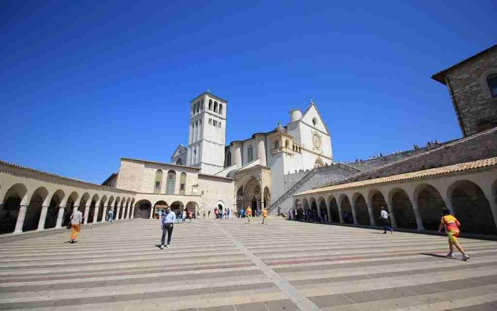 Visite guidate in Umbria da Roma