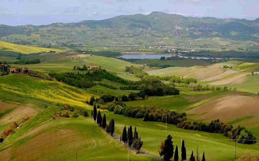 Tuscany guided visits from Rome