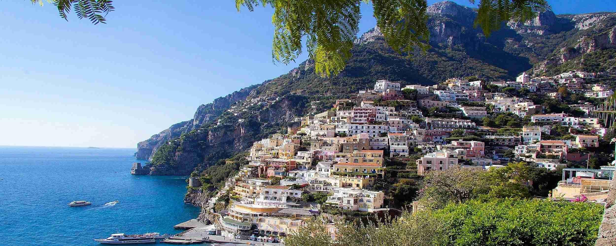 Visite guidate in Campania