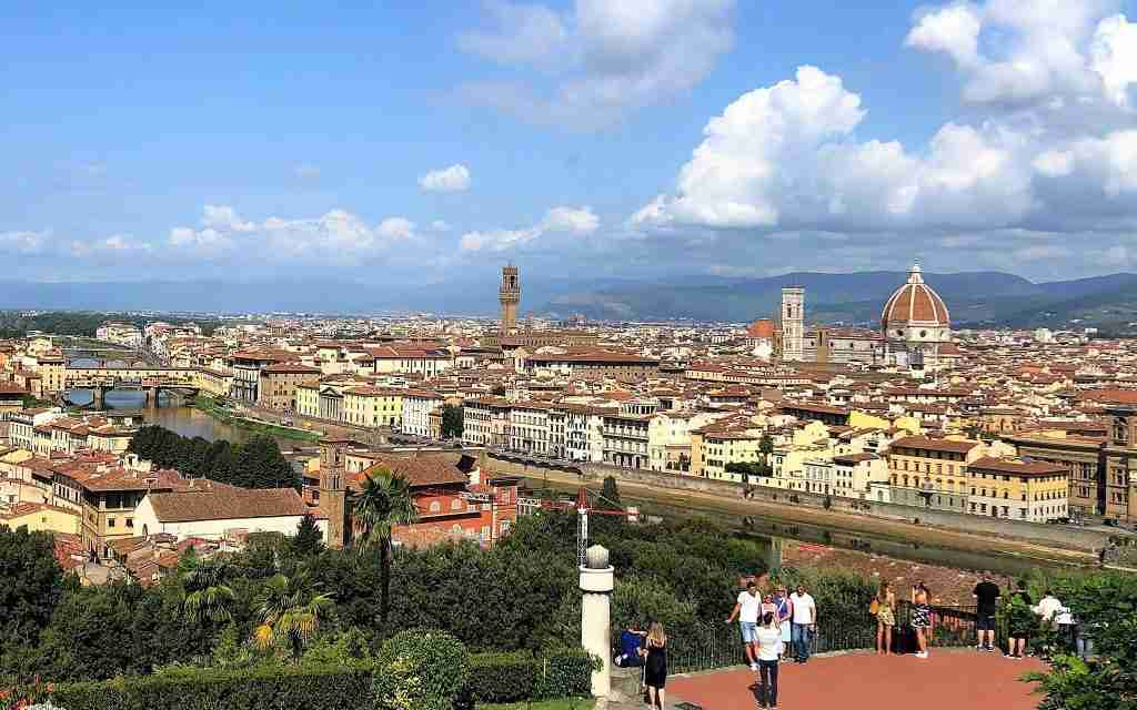 Pisa and florence tour in 1 day