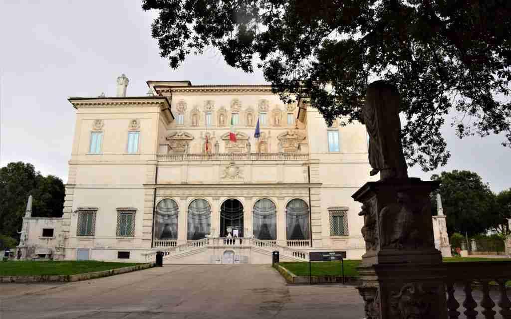 """Museo Villa Borghese"""