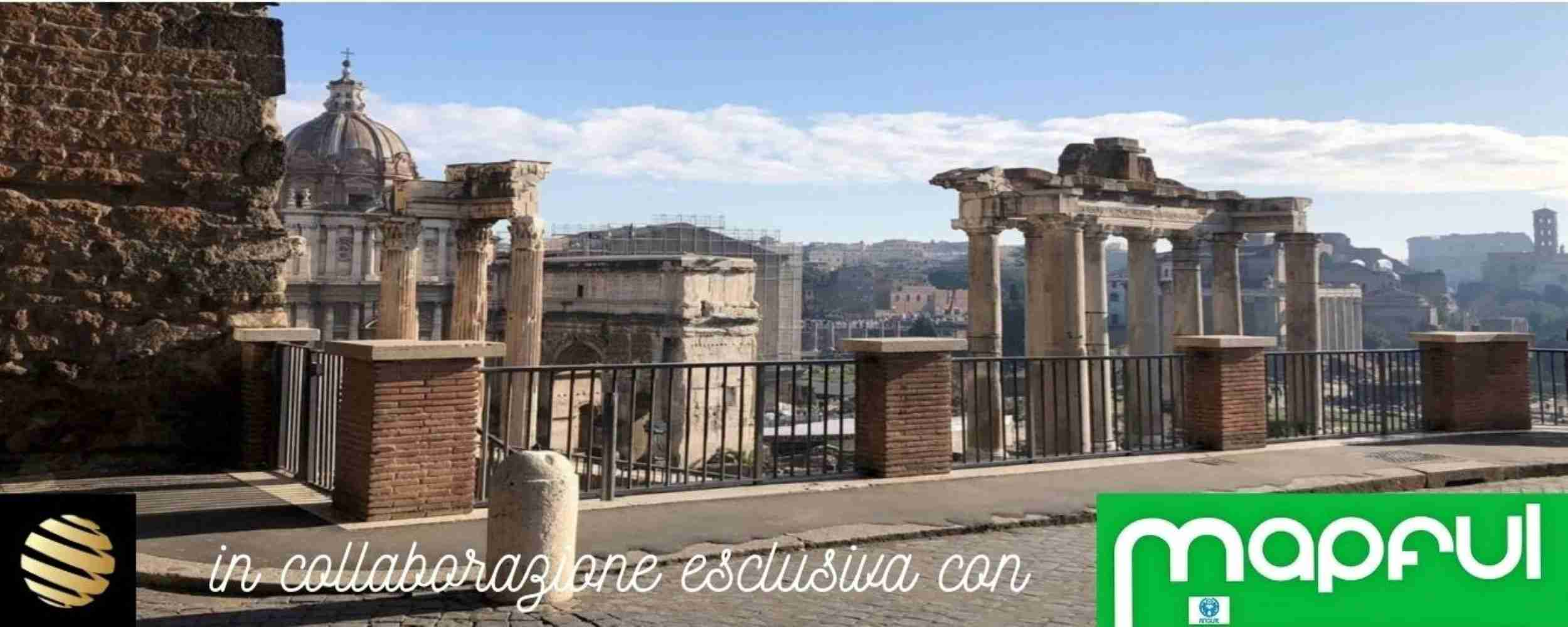 Visita guidata con tour Panoramico di Roma