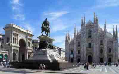 Visite guidate a Milano da Roma
