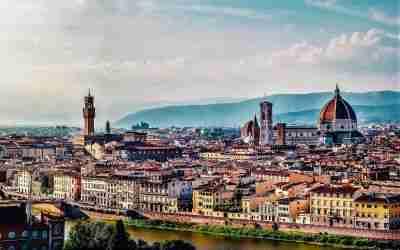 Visita guidata Firenze da Roma
