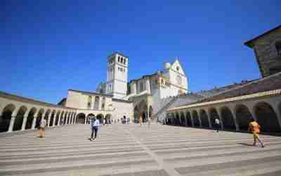 Umbria guided visits from Rome