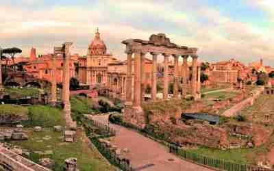 scursione a Roma da Civitavecchia con visita guidata al Colosseo e Vaticano