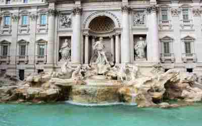 Escursione a Roma dal porto di Civitavecchia con visita guidata al Colosseo e tour a piedi