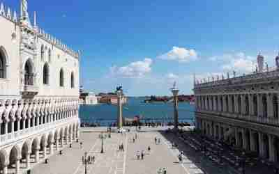 Rome to Venice - day trip by train