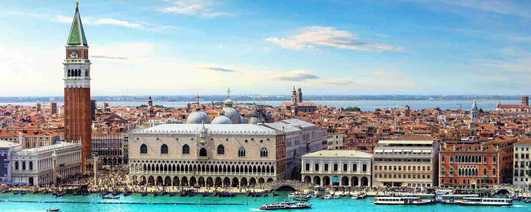 Visite guidate a Venezia da Roma